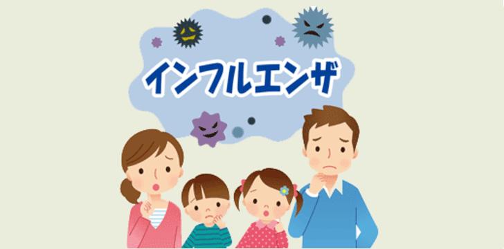 インフルエンザの感染経路と予防知識