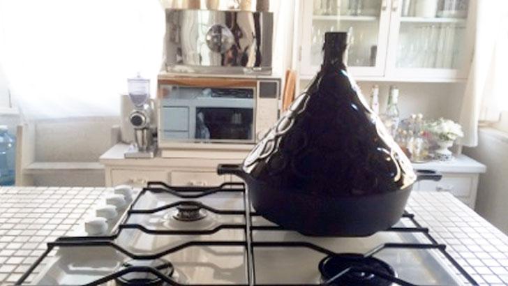 新しい料理にチャレンジ!タジン鍋の使い方