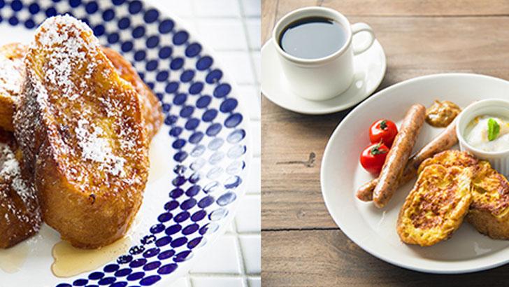 おいしいパンペルデュ(フレンチトースト)の作り方