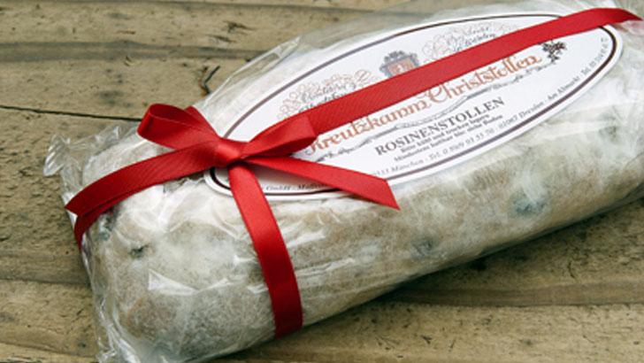 クリスマスを待ちわびる、ドイツの焼き菓子シュトレン