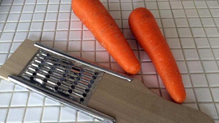 家庭で簡単につくれる沖縄料理「にんじんしりしり」