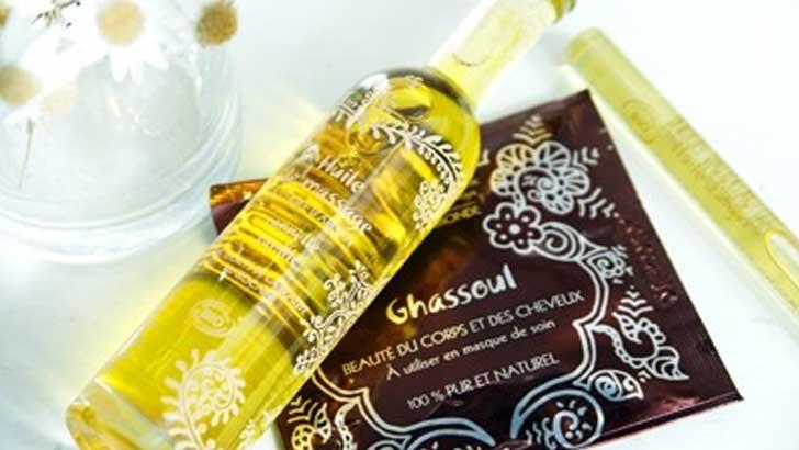 乾燥肌対策に効果的!モロッコのアルガンオイルとガスール