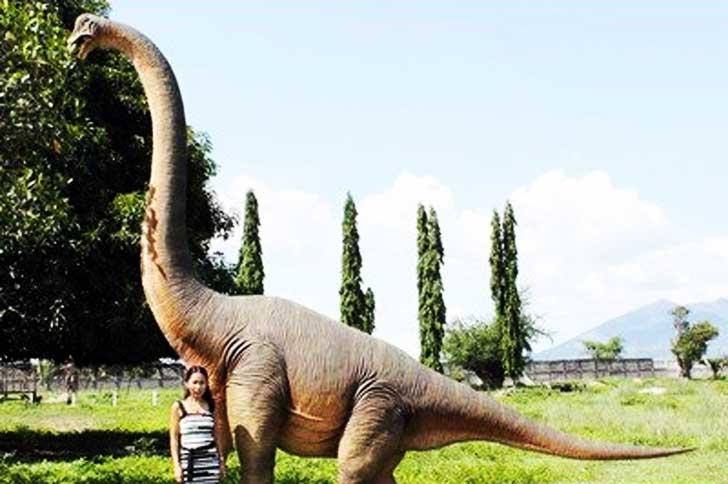 恐竜ブラキオサウルスを飼う!